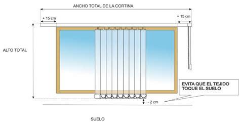 medidas cortinas mejores 27 im 225 genes de lindas cortinas en