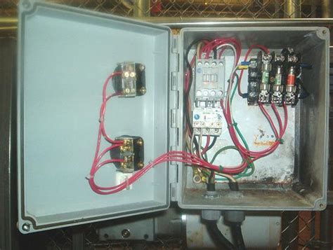 100 motor starter wiring 100 start stop motor
