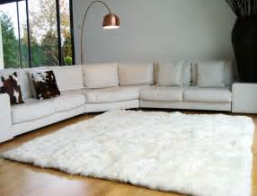 tapis blanc salon chaios