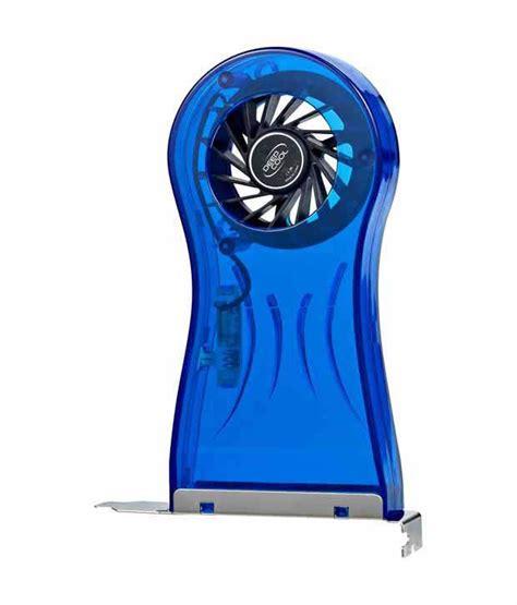 deepcool xfan  pci slot fan   case ventilation