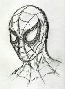 spiderman drawing pinteres