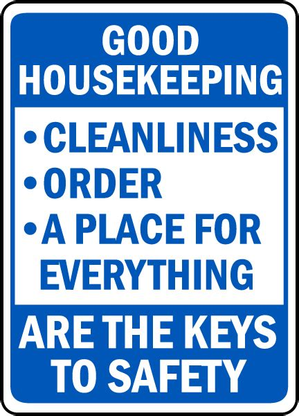house keeping housekeeping safety quotes quotesgram