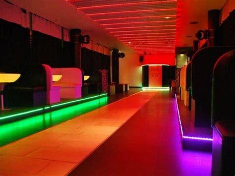 Beleuchtung Partykeller clublocation im hauptbahnhof in freiburg mieten