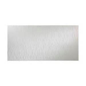 home depot decorative wall panels fasade waves vertical 96 in x 48 in decorative wall panel in gloss white s74 00 the home depot