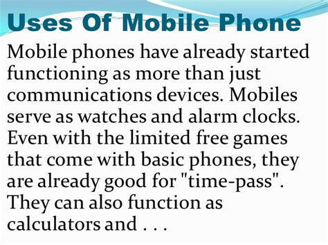 History Of Cell Phones Essay by Abuses Of Mobile Phones Essay
