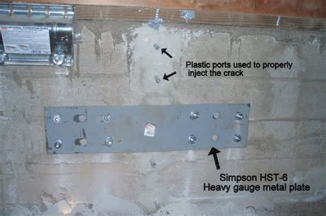 how to fix cracks in basement walls foundation repair mistakes los angeles foundation repair company
