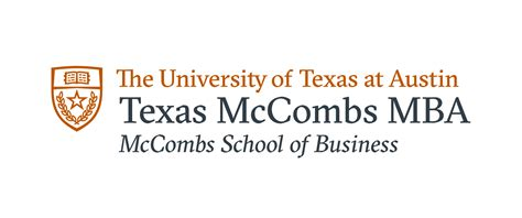 Ut Mba by Logo Configurations Mccombs School Of Business