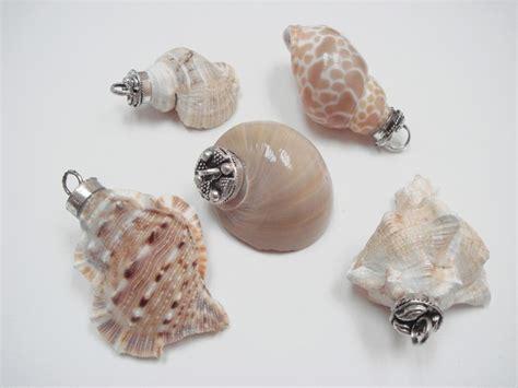 sea shell christmas ornaments christmas inspiration