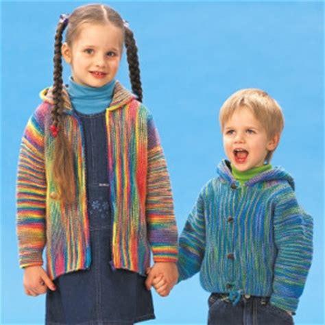 Asd4 Jaket Stitch Two Smile And One Back Sweater Mantel Cewe Cowo Cou Garter Stitch Jackets Allfreeknitting