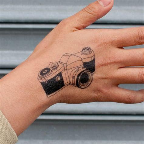 tattoo hand mini camera tattoos and designs page 6