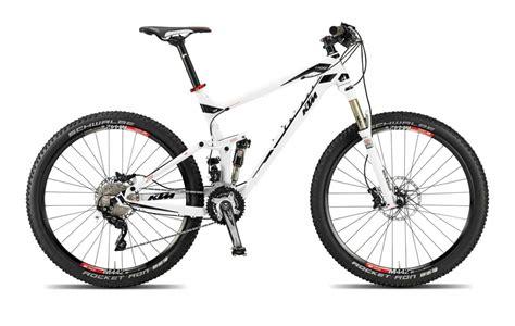Ktm 27 5 Mountain Bike Ktm Lycan 273 Xt 30 Speed 2015 Suspension 650b