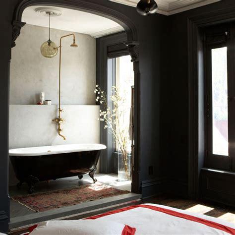 black  white vintage bathroom ideas home designs project
