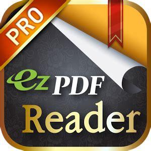 ez reader apk ezpdf reader multimedia pdf apk 2 6 5 1 indir android program indir programlar indir