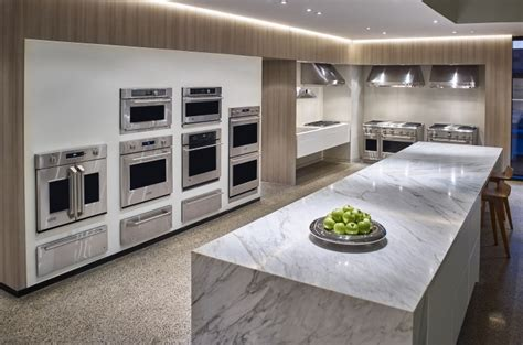 kitchen appliance stores nyc ge monogram design centre cooking studio toronto canada 187 retail design blog