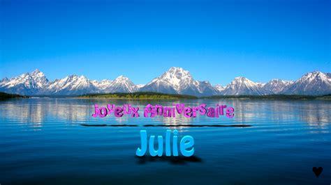 Happy Birthday Julie by magregre on DeviantArt