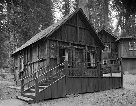 Black Cabin by Forest Lodge Historic District