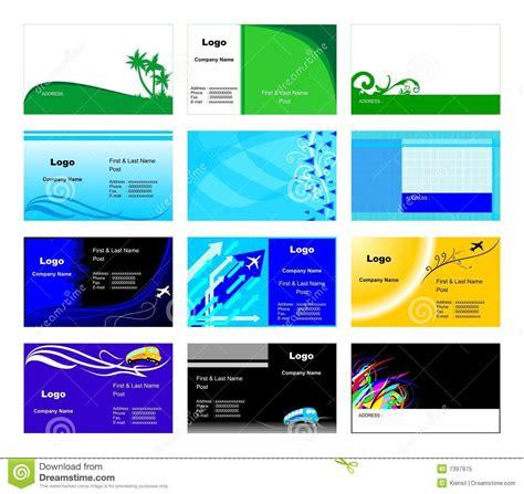 modelos de tarjetas contadores generales modelli dei biglietti da visita fotografia stock libera da
