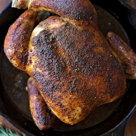 oven roasted rotisserie chicken life  simple