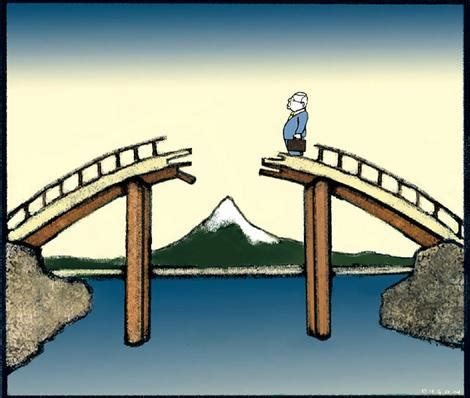 bridges ladders create a future with millennials or millennials will create a future for you books bridge building takes two opinion theage au