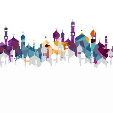 silhouette   islamic mosque islam mosque