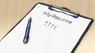 Resume Writing by How Can I Build A Resume When I Have Nothing To Put On It