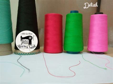 Benang Obras Coats Tentang Benang Obras Polyster Thread Sewing Club