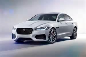 Jaguar Xf 2015 2015 Jaguar Xf Revealed