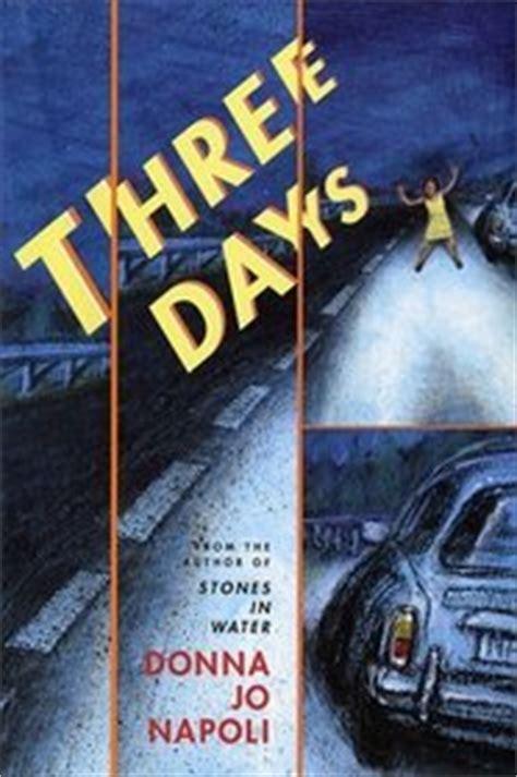 The Three Day Novel by Three Days Donna Jo Napoli Hardcover 0525467904 Used
