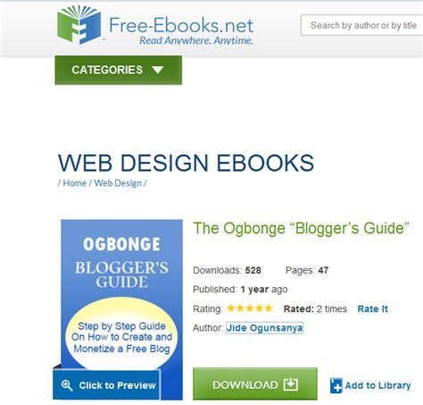 The Guide To Electricity Ebook E Book how to make your ebook appear on your free ebooks net