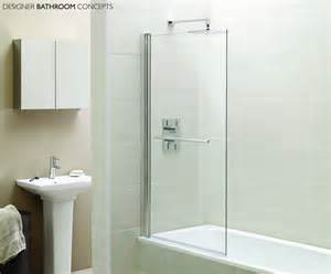 square bath shower designer square glass bath shower screens dbc idensqsbs