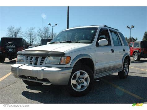 1999 Kia Sportage 4x4 1999 White Kia Sportage 4wd 48100183 Photo 3 Gtcarlot