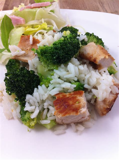 carbohydrates broccoli the high carb stir fry with chicken and broccoli