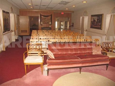 sf commercial building  sale  funeral