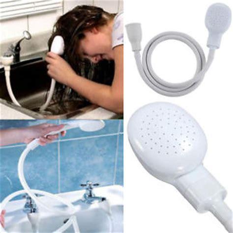 Dog Faucet Attachment Dog Shower Head Spray Drains Strainer Bath Hose Sink