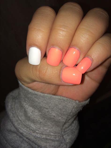best color for short fingernails best 25 short acrylics ideas on pinterest short nails