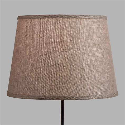 world market l shades walnut burlap l shade world market
