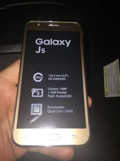 imagenes para celular j5 celular samsung galaxy j5 duos dourado 1 ano de garantia
