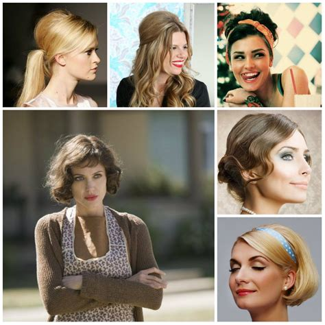hairstyles for a casual day l 228 ssige retro frisuren 2017