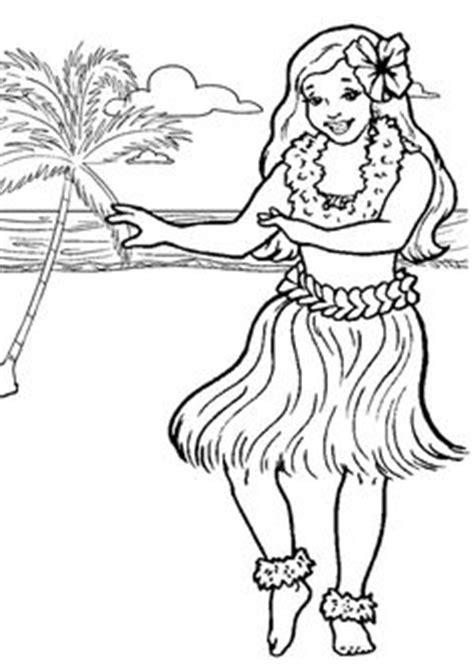hawaii coloring pages for boys hawaii best free coloring une 238 le d 233 serte et un cocotier 224 colorier coloriages