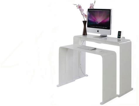 space saving computer desk wood corner computer desk home