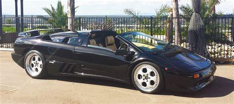 Lamborghini Diablo Sv Roadster My Car Collection 187 Lamborghini Diablo Roadster