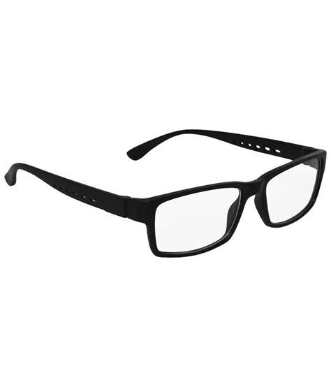 mall4all black rectangular eyeglass frame for buy