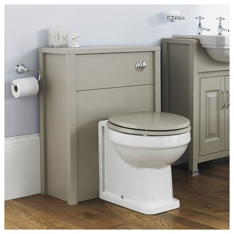 bathroom store richmond old london richmond wc unit with back to wall toilet pan