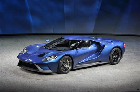 new ford gt40 brand new ford gt unveiled at detroit auto show the car