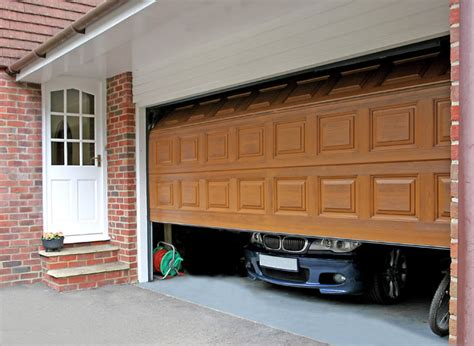 Power Garage Door How To Adjust A Power Garage Door