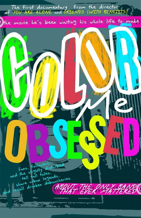 sinopsis film the obsessed color me obsessed a film about the replacements 2011