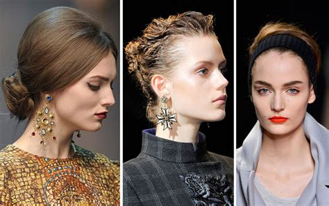 Hairstyles Fall Winter 2014 by Fall Winter 2013 2014 Hairstyle Trends Fashionisers
