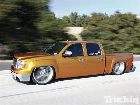 golden trucks 2011 gmc the gold standard truckin magazine