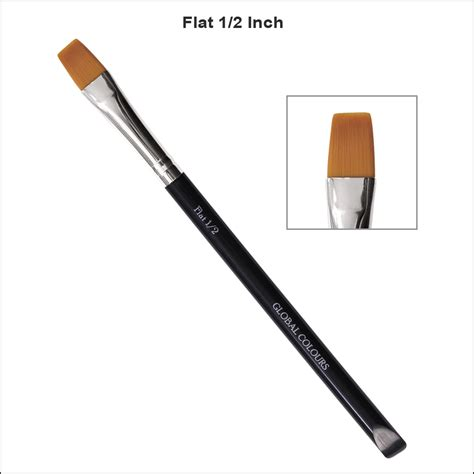 Flat Brush buy your global flat brush at paint world