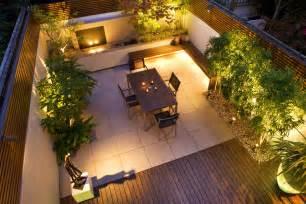 Patio Ideas For Backyard On A Budget Garden Lighting Gallery From Garden Lighting London